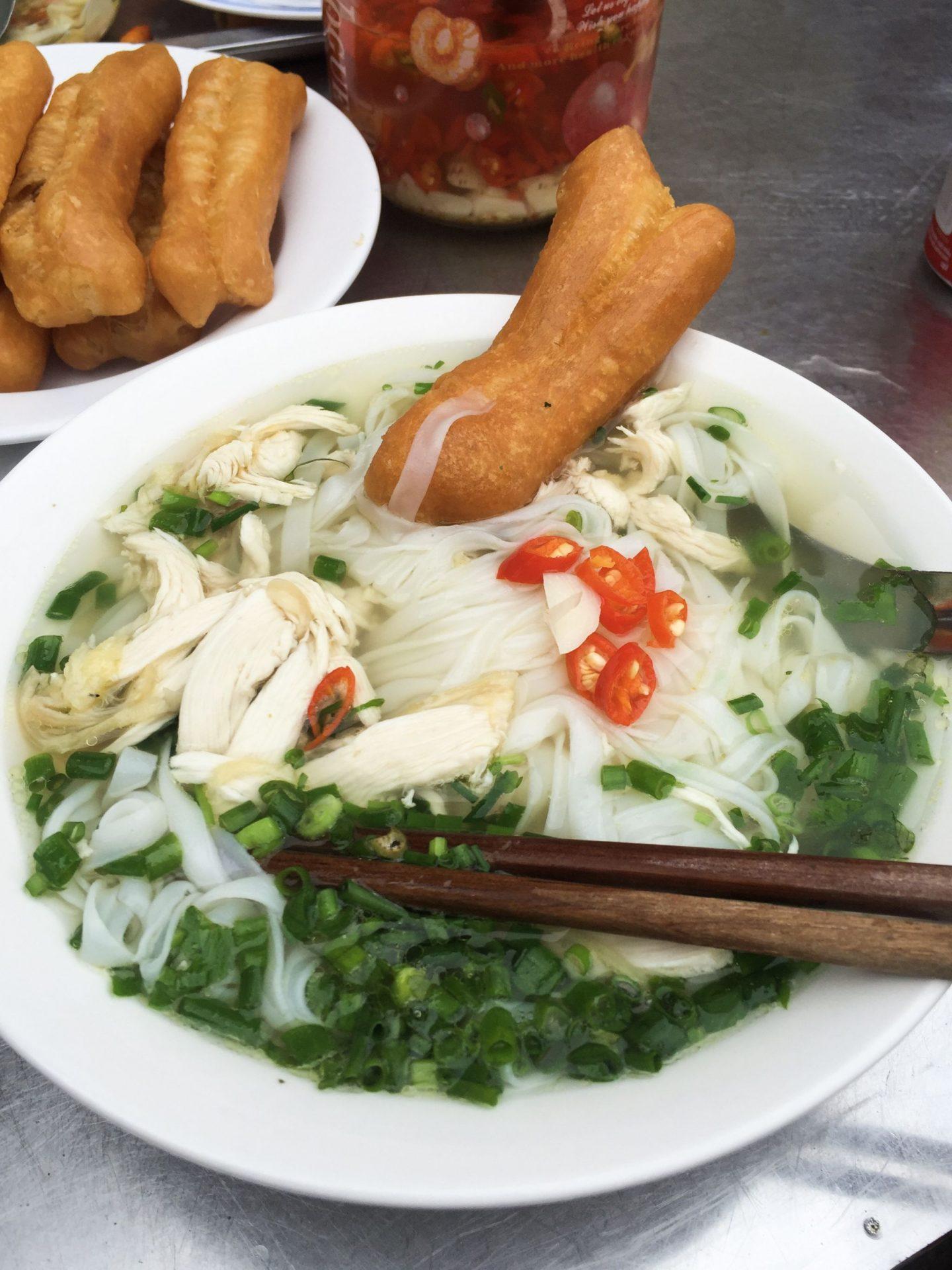 best of hanoi vietnam street food