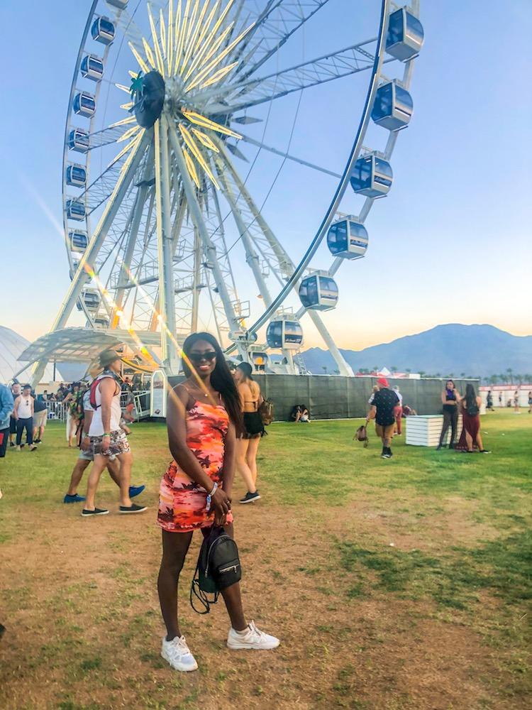 efia Coachella big wheel