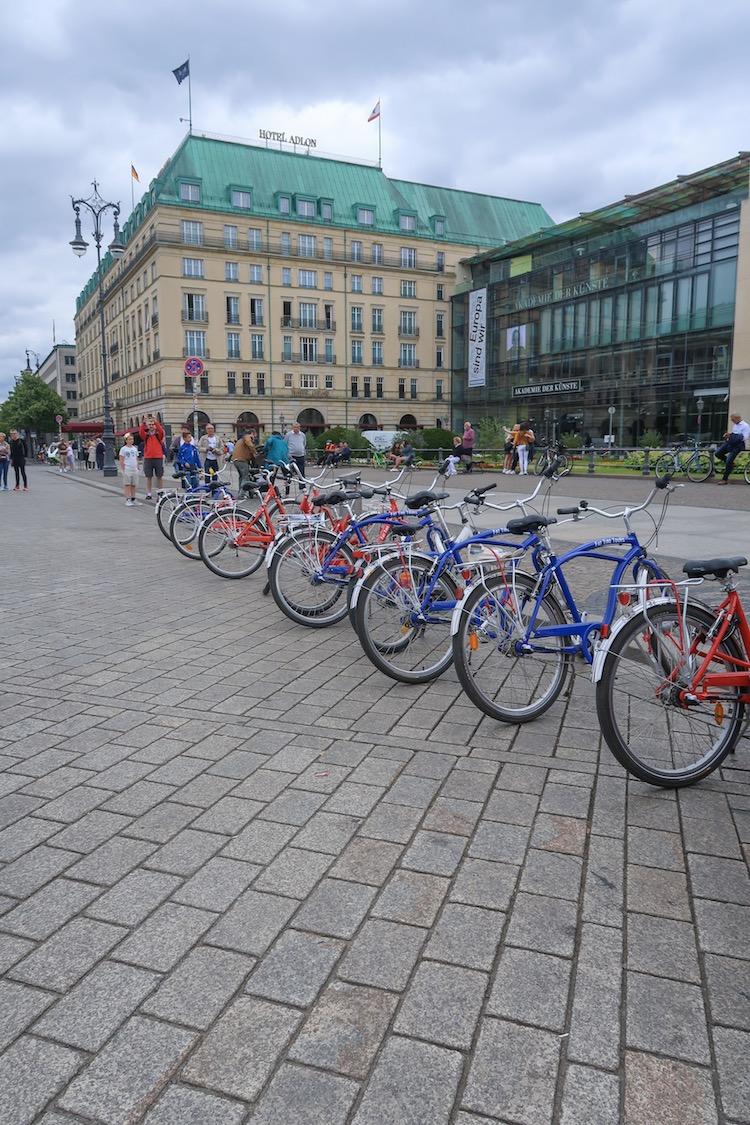 fat tire bike tours centre