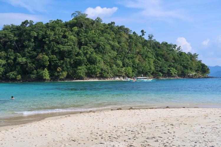 beach the philippines