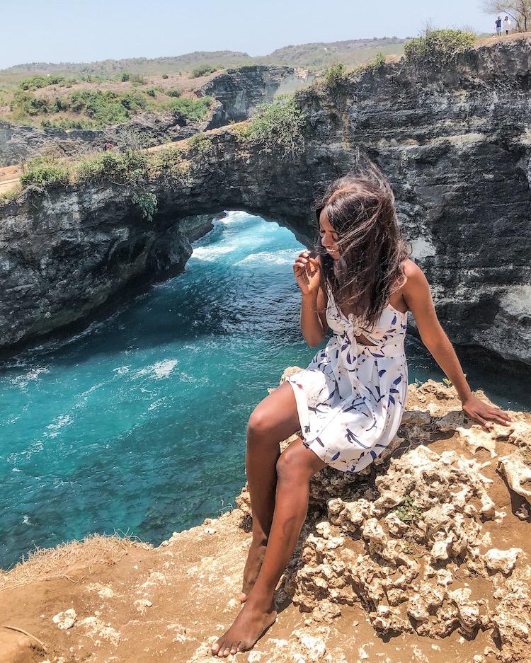 benefits of travelling alone Nusa Penida