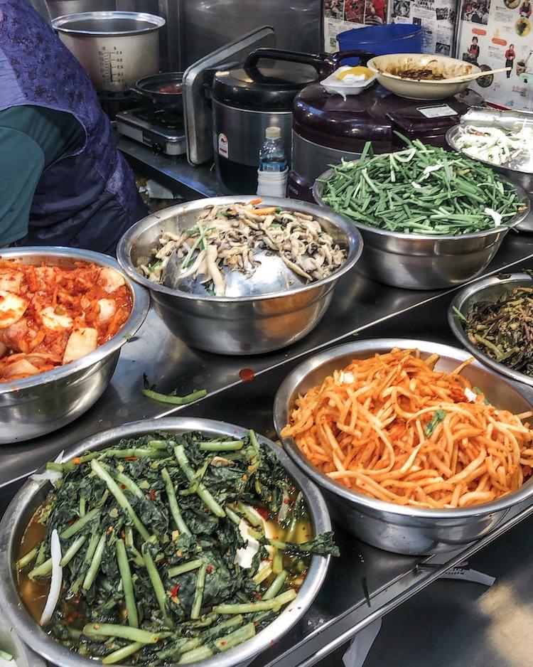 south korea market