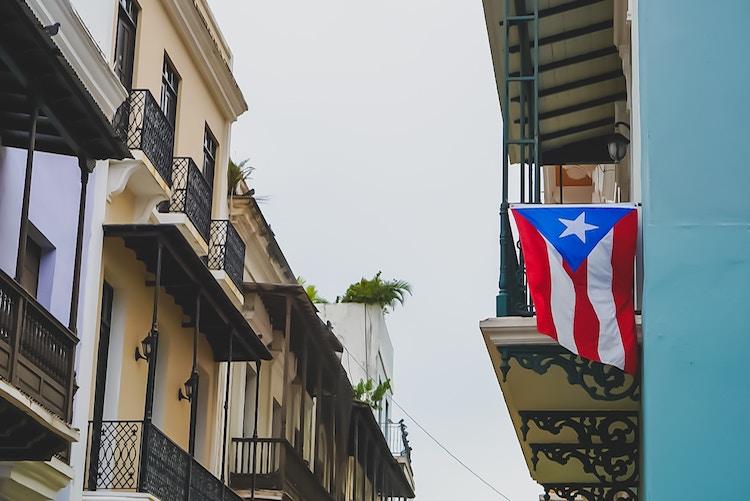 Puerto Rico, flag